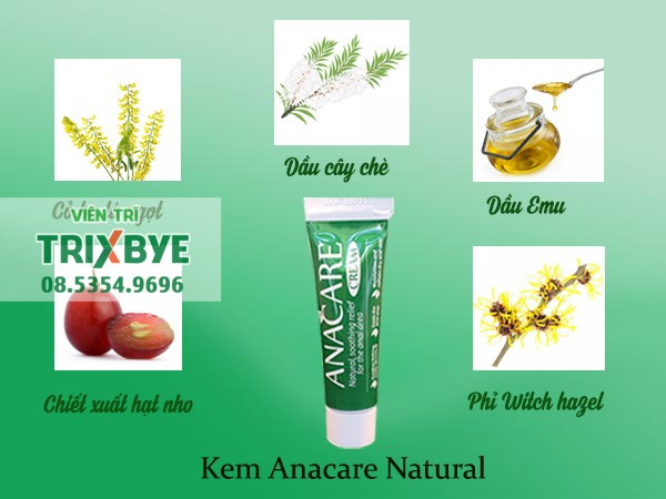 Kem Anacare Natural