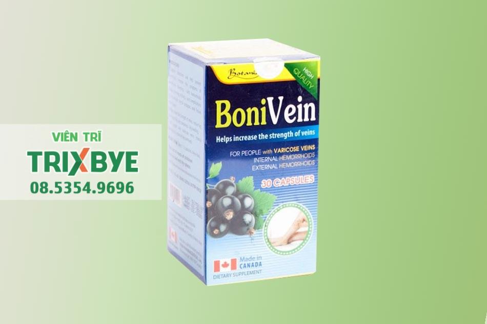 Bonivein có nguồn gốc thảo dược thiên nhiên