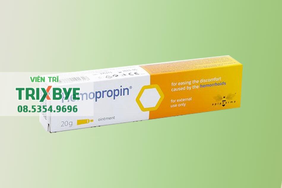 Hình ảnh hộp thuốc Hemopropin