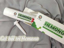 Gel bôi trĩ Hemono